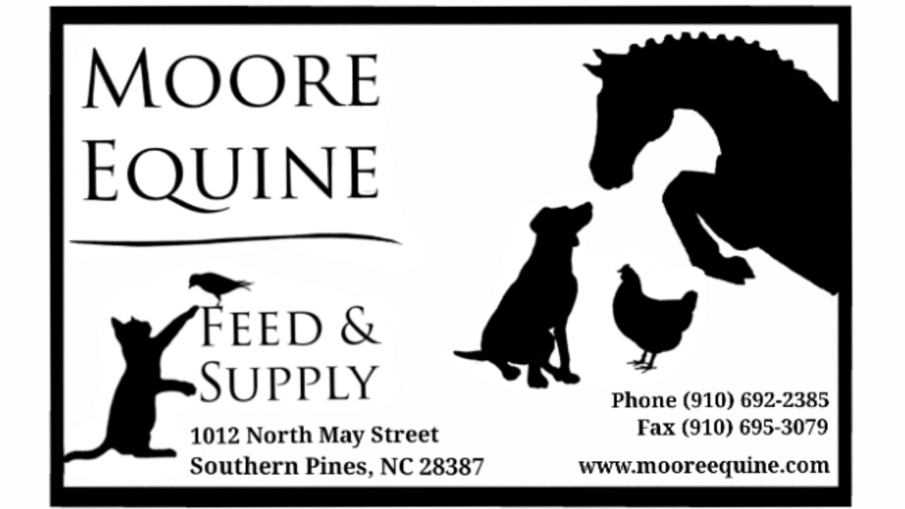 Moore Equine Logo